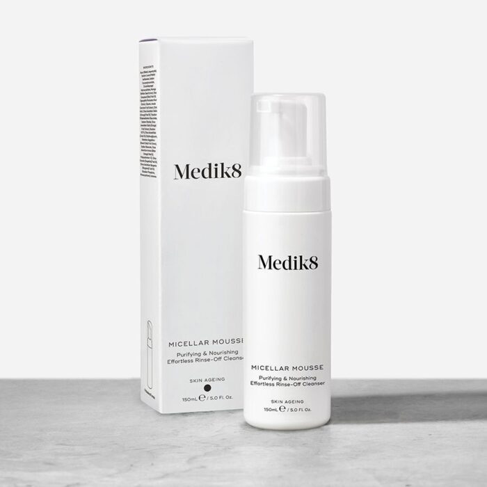 MICELLAR MOUSSE™ Purifying & Nourishing Effortless Rinse-Off Cleanser